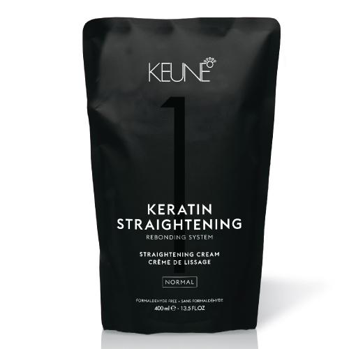 Keratin Straight Cream Normal