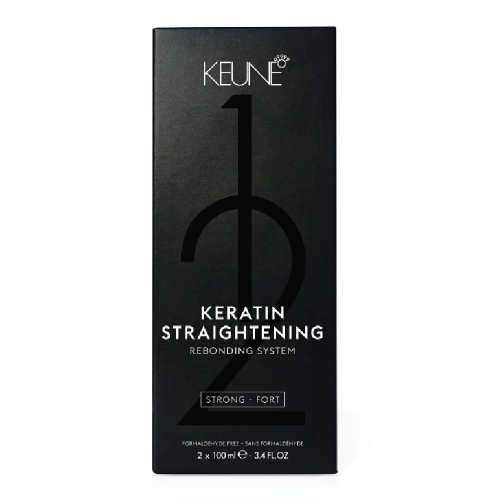 Keratin Straight Pack Strong
