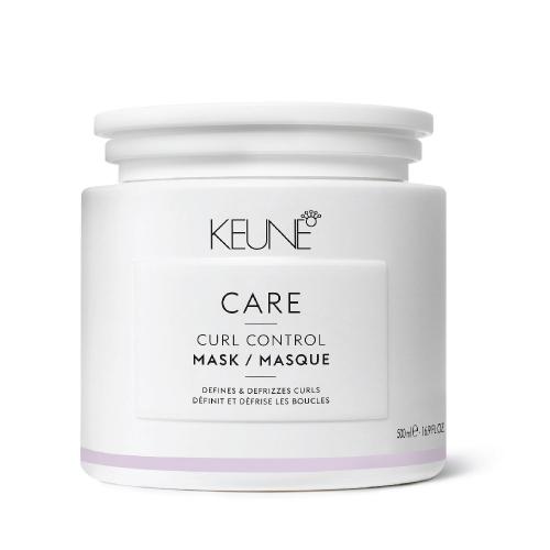 Curl Control Mask