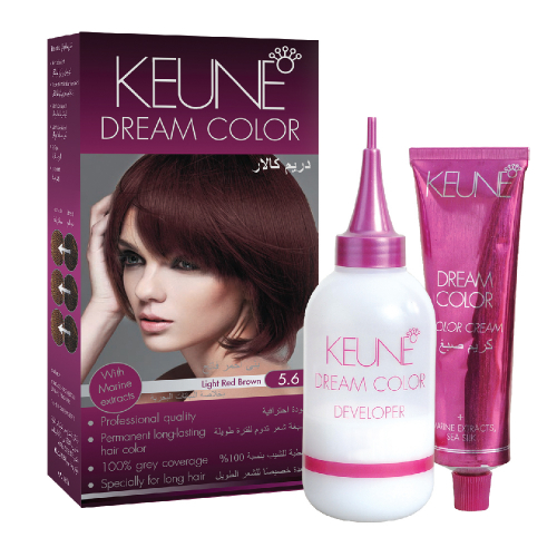 Dream Color Light Red Brown