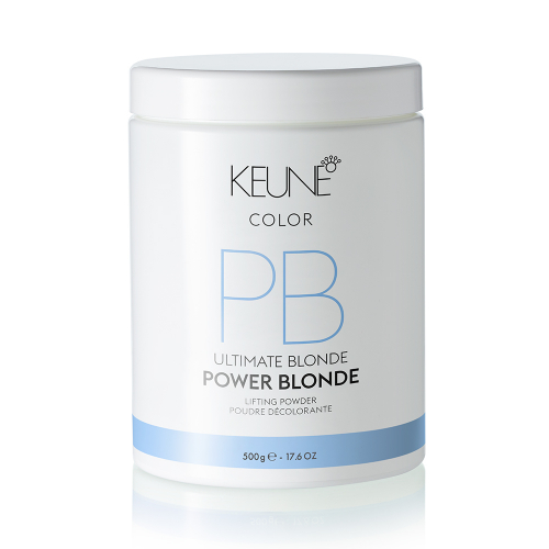 Power Blonde Powder